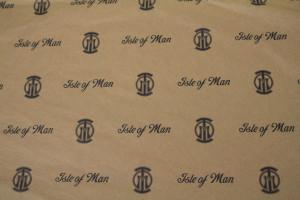custom tissue paper ISLE OF MAN KRAFT TISSUE